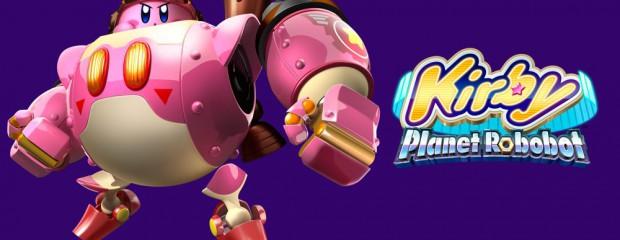 Test de Kirby Planet Robobot