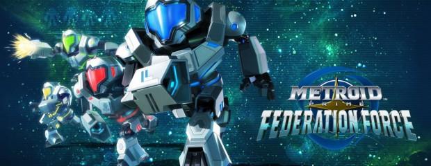 Test de Metroid Prime Federation Force