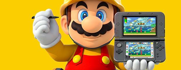Test de Super Mario Maker 3DS