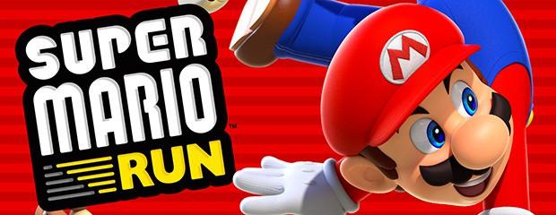 Preview de Super Mario Run