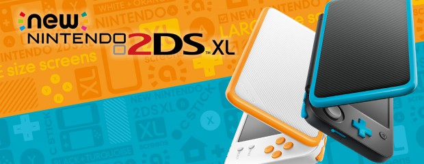La famille 3DS s'agrandit !