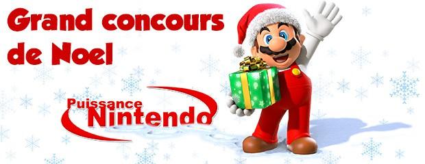 Grand Concours de Noël !