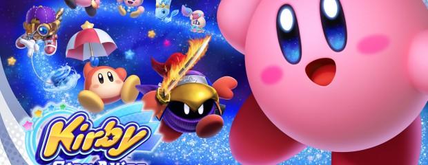 Test de Kirby Star Allies