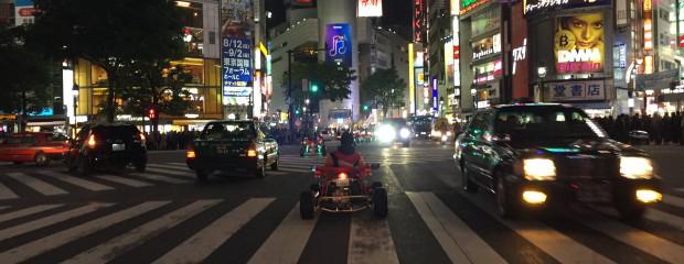 Mario Kart à Tokyo … Pour de vrai !