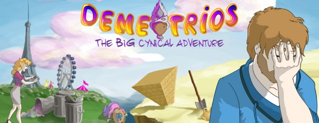 Test de Demetrios - The BIG Cynical Adventure