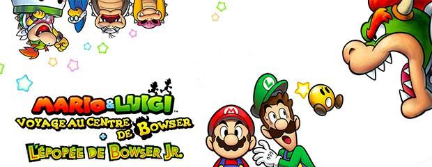 Test de Mario & Luigi : voyage au centre de Bowser (3DS)
