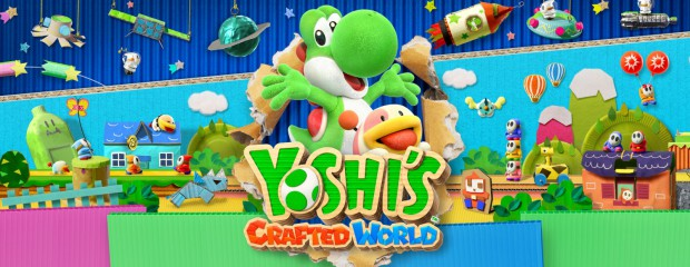 Preview de Yoshi's Crafted World