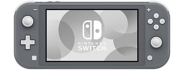 Nintendo annonce la Switch Lite !