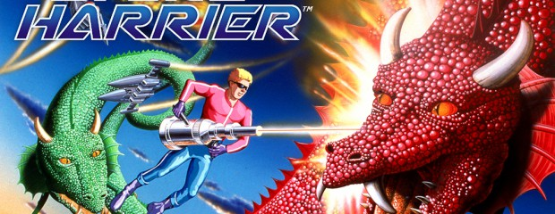 Test de Sega Ages Space Harrier