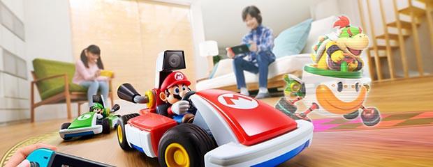 Aperçu de Mario Kart Live: Home Circuit