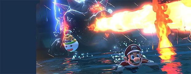 Preview de Super Mario 3D World + Bowser's Fury
