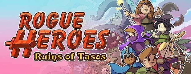 Test de Rogue Heroes : Ruins of Tasos