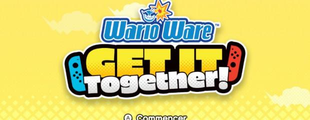 Test de WarioWare : Get it Together !