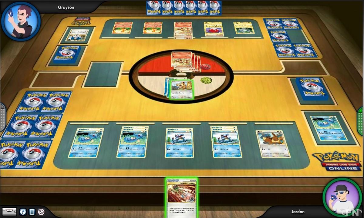 Jouez au jeu de cartes pok mon en ligne - Carte pokemon gratuite ...