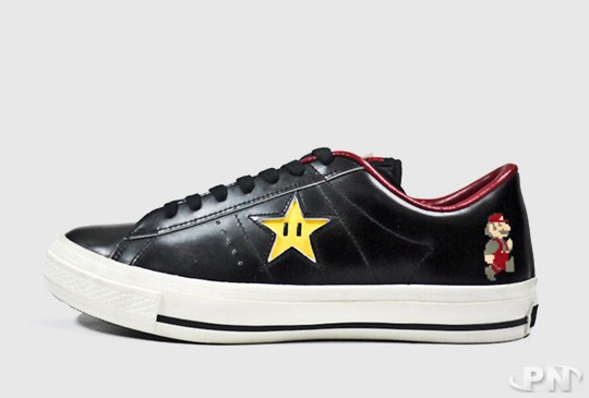 Deux autres paires de Converse All Star Super Mario ! 4f33aecbe2bac9