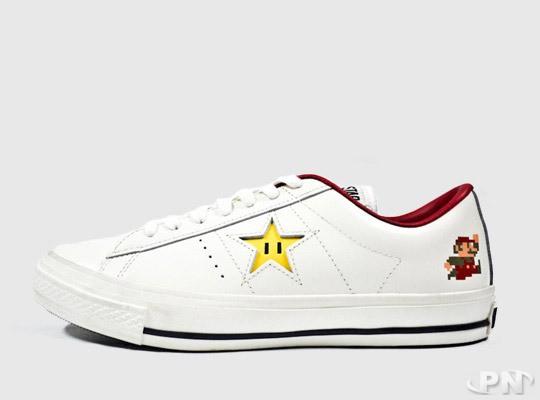 Deux autres paires de Converse All Star Super Mario ! 4f33aecc9b94c0