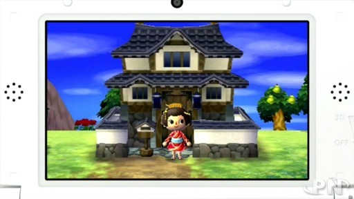 N Direct Jp Animal Crossing 3ds Le 8 Novembre Au Japon News