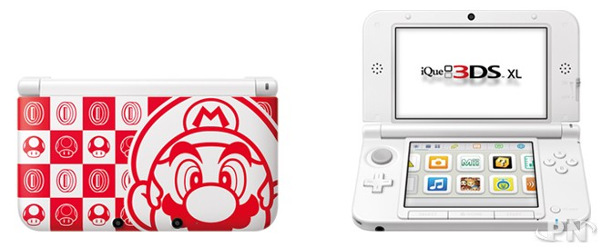 3 nouvelles iQue 3DS XL 50924aab3033cb