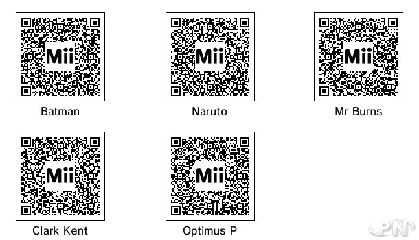 how to create mii qr code