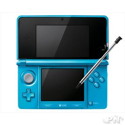 La Nintendo 3DS lancée en 2011