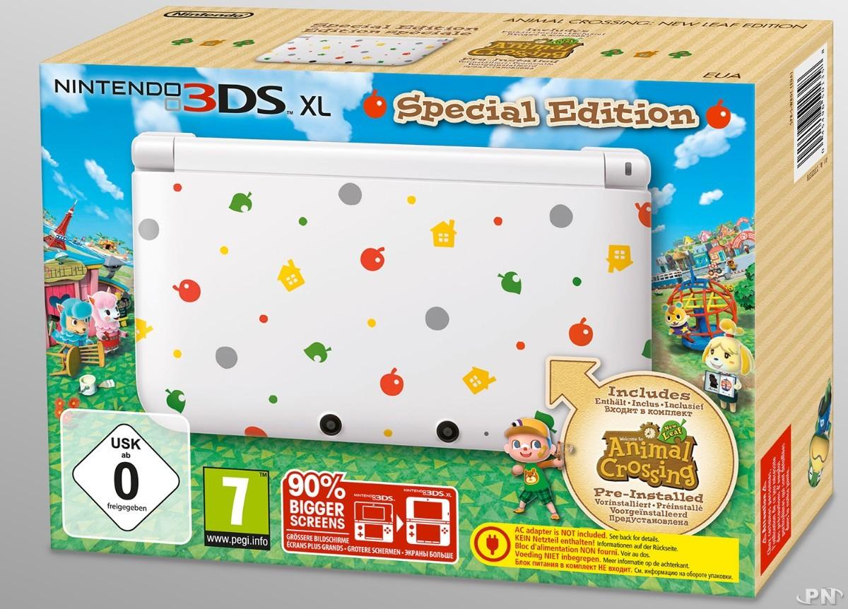 Infos et médias pour Animal Crossing : New Leaf ! 516ebf070b8ec1