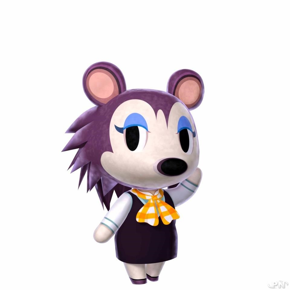 animal crossing 3ds makeup guide
