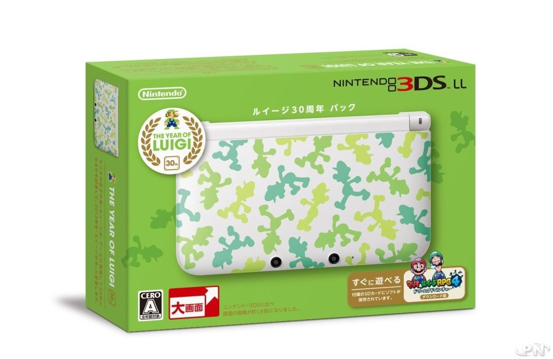 3DS XL luigi au japon et animal crossing EUROPE 3DS XL 51d6c6bfa6c1c6