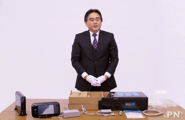 Satoru Iwata : jamais sans ses gants blancs