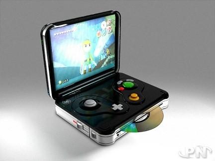 La Nintendo GameCube Advance a fait couler beaucoup d'encre en 2005 !