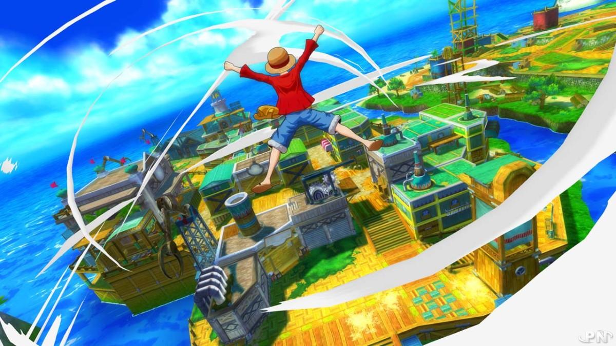 Red le Solidaire, nouvel ennemi de One Piece sur Wii U