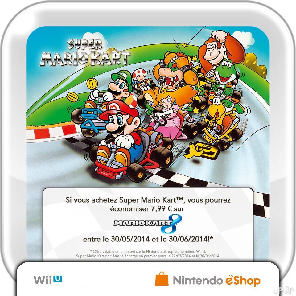 Nouveaut s eshop 5 juin tomodachi life wario land 4 - Mario kart wii gratuit ...