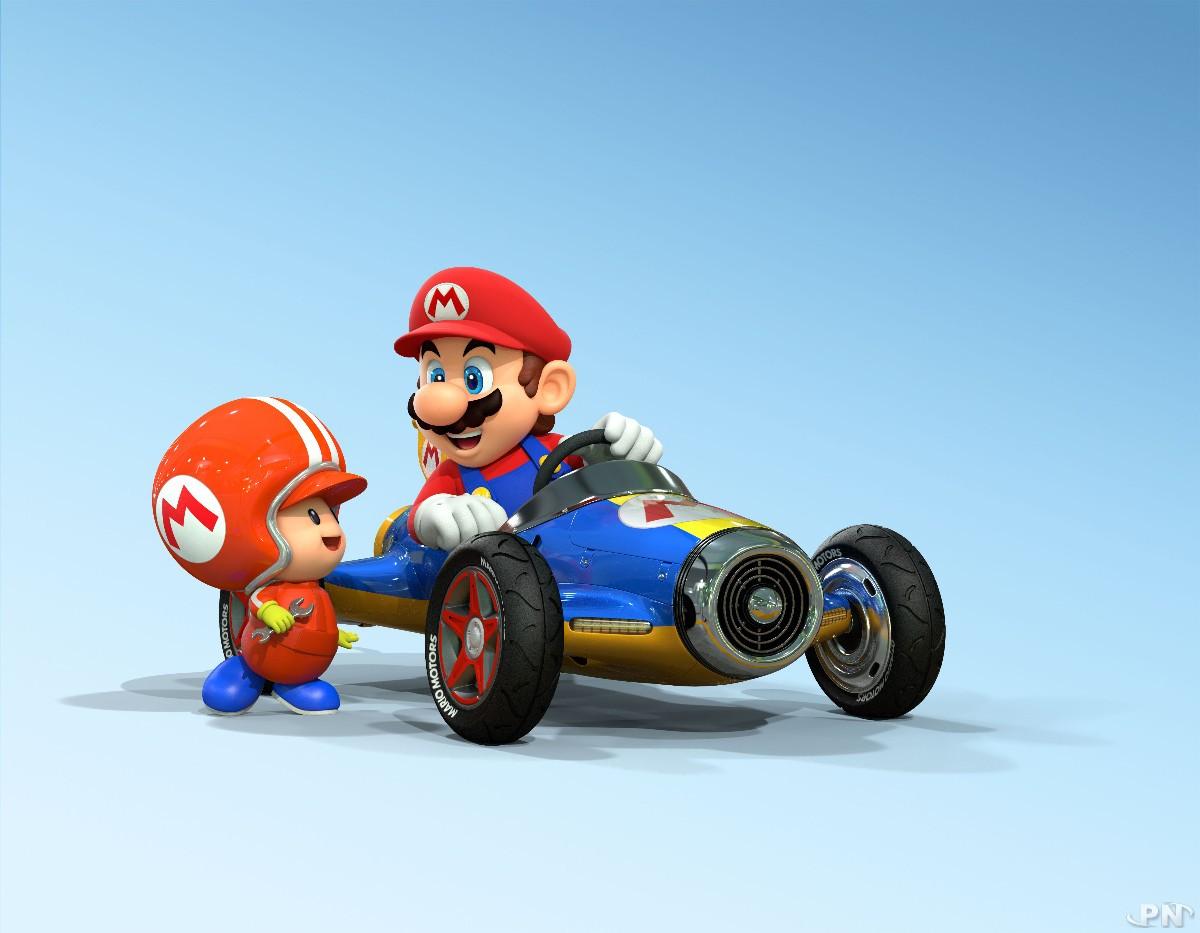 Mario Kart 8 : 1 million d'exemplaires vendus aux Etats-Unis !