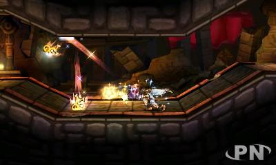 Le mode Smash Run dans Smash Bros 3DS