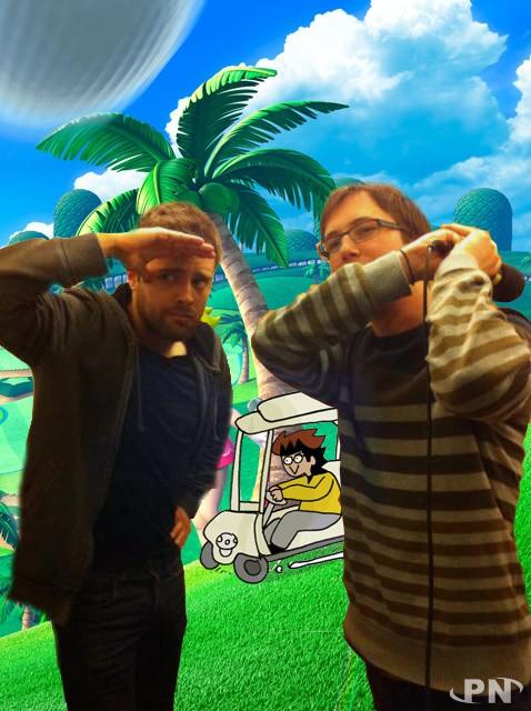 Podcast Puissance Nintendo n°45 : l'équipe du PNCast sur le green