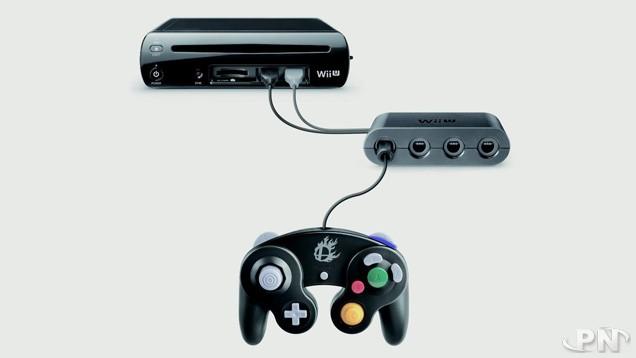 (MAJ : Manette Smash) Nintendo annonce un adaptateur manette de Gamecube pour la WIIU 53877be45690c3
