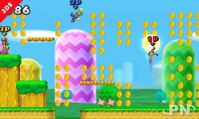 Ramassage de pièces : Smash Bros sur 3DS