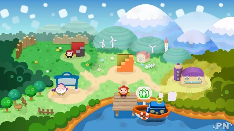 pullblox World sur Wii U