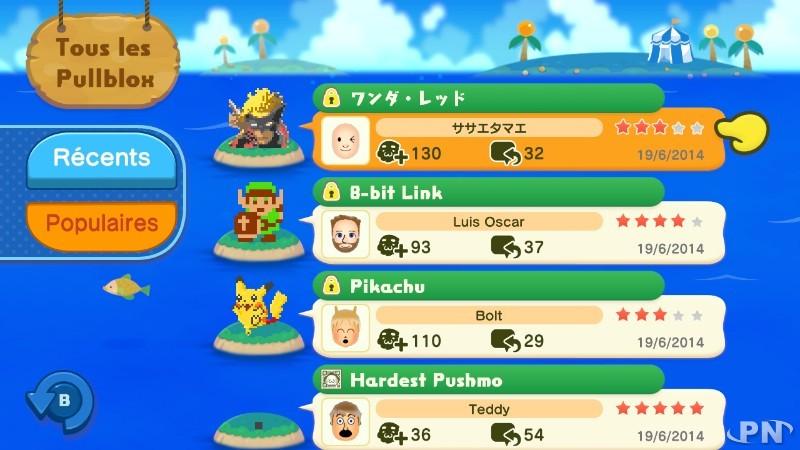 pullblox World, un puzzle-game sur WiiU