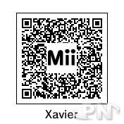 QR Code Mii - Puissance Nintendo