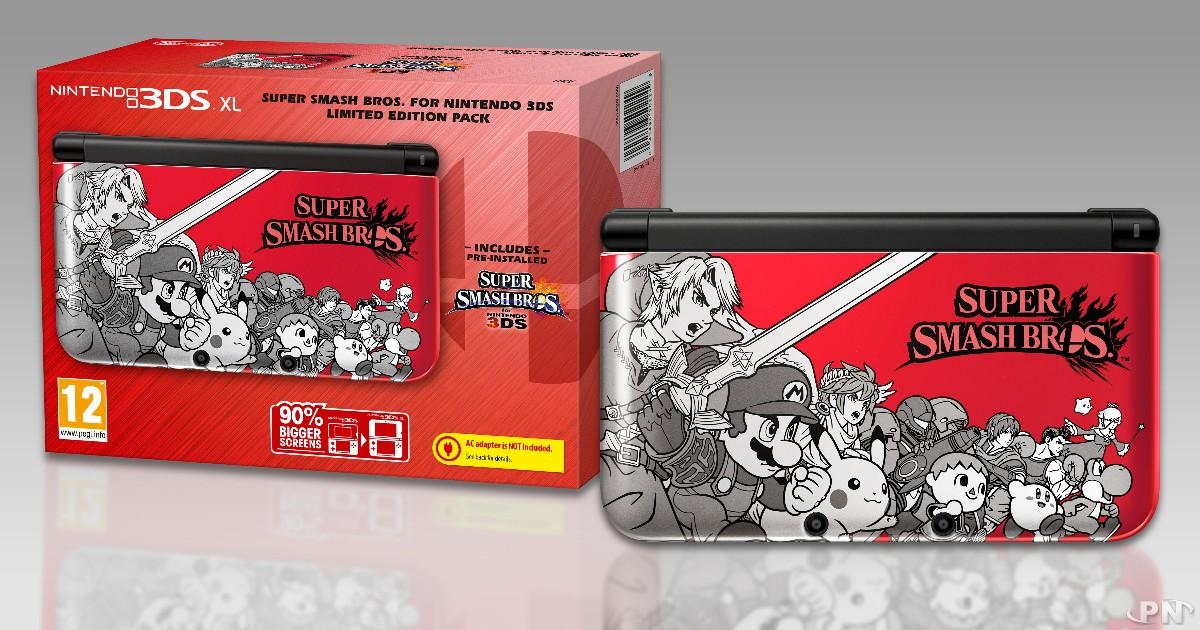 3ds Super Smash Bros 53eb2a41e312cc