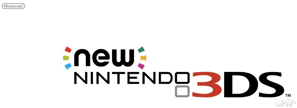 Logo new Nintendo 3DS