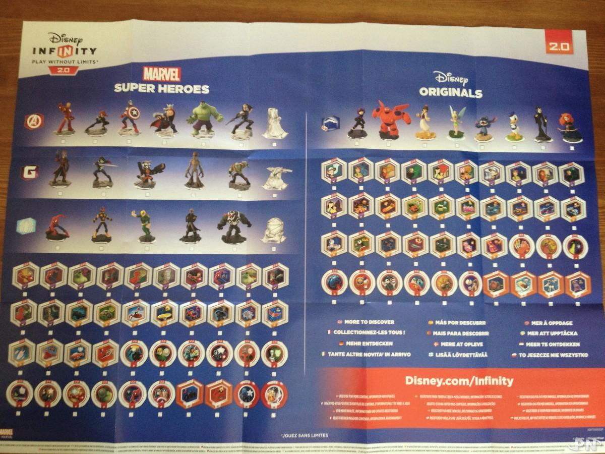 Figurine 'Disney Infinity' 3.0 Adquisitio