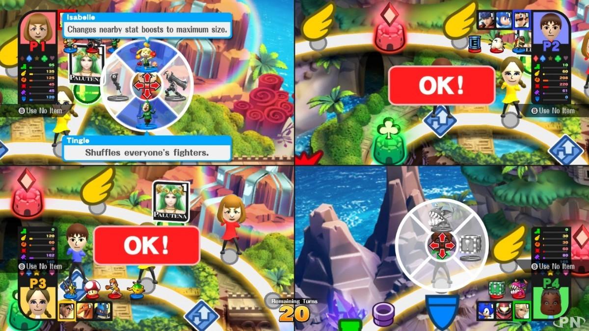 Screenshot Smash Bros Wii U