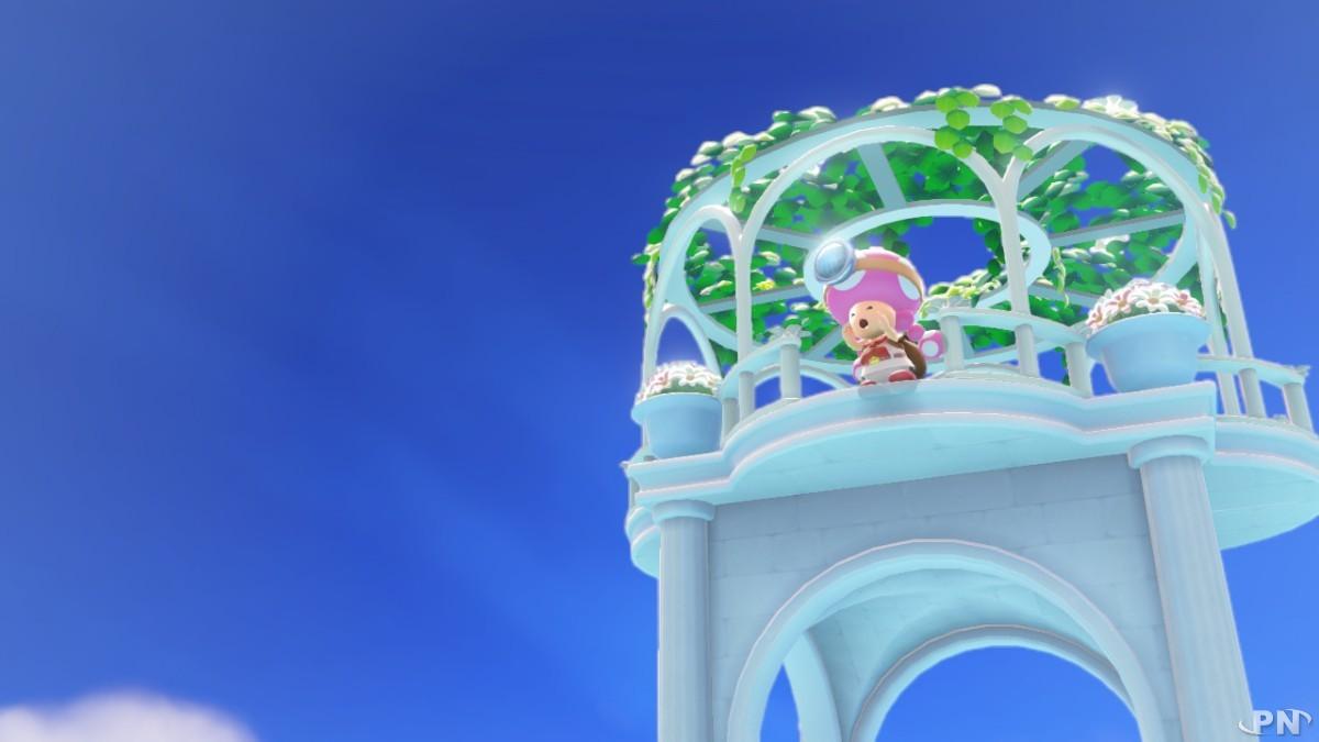 On vous a promis de la couleur dans Captain Toad : Treasure Tracker sur Wii U !