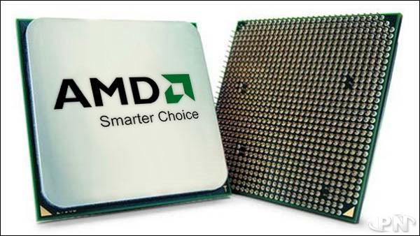 Processeur AMD console Nintendo