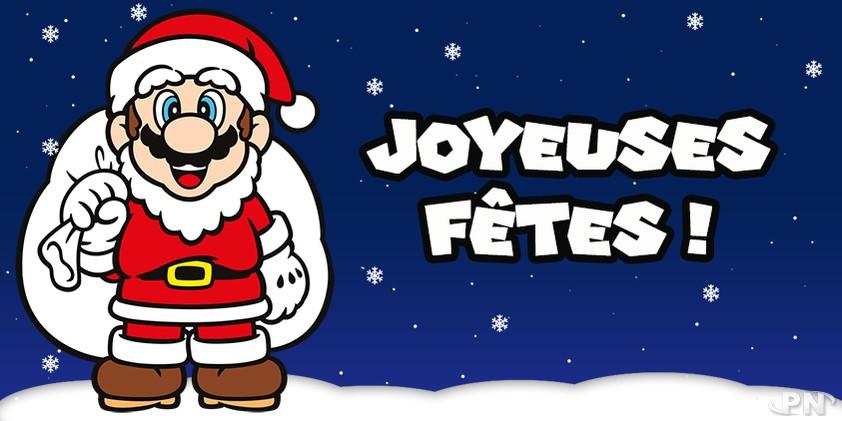 Joyeux Noël Nintendo !