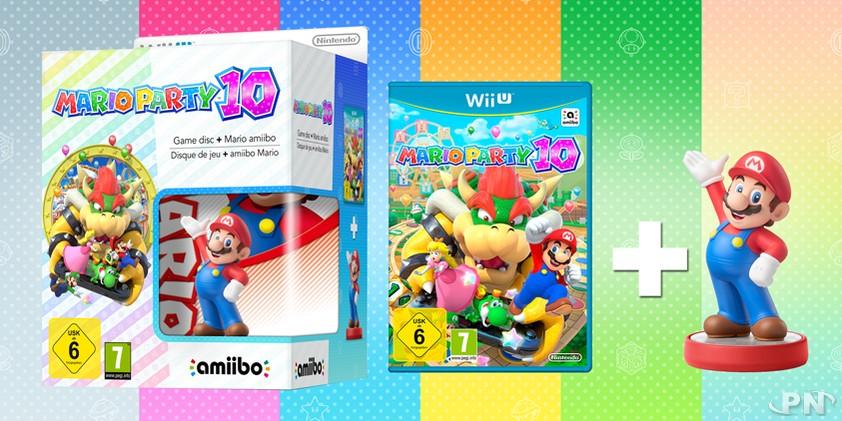 Edition collector Mario Party 10