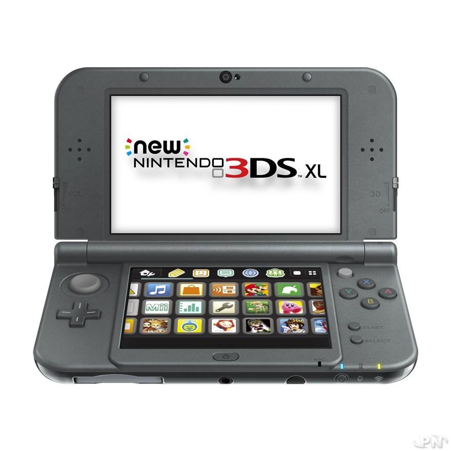 la New Nintendo 3DS