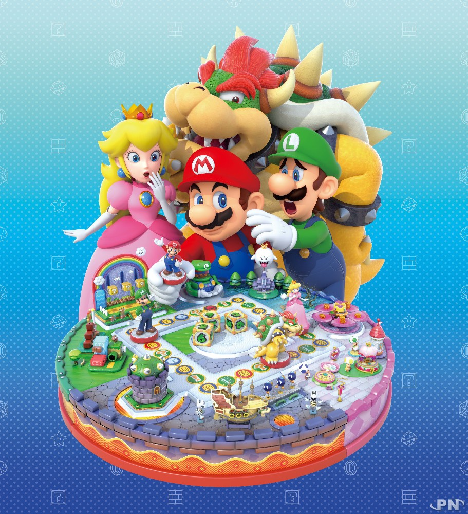 Mario Party 10 : Mode Mario Party, Mode Amiibo Party, Mode Bowser Party