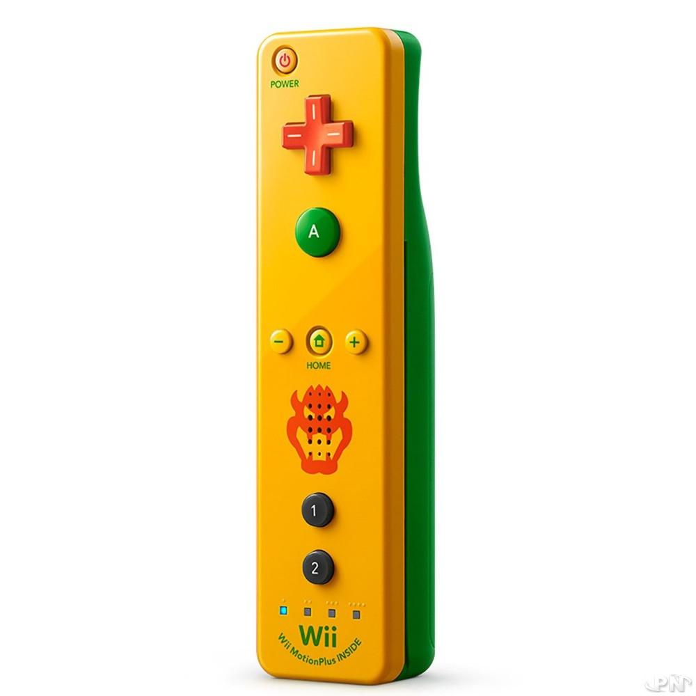Wiimote plus Peach, Yoshi, Toad et Bowser 54b78eda5bf2ce